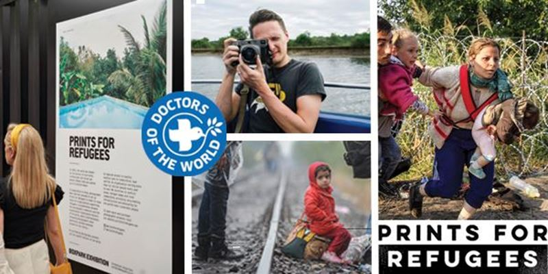 Prints for Refugees: Supporting Doctors of the World through the Sale of Photographic Prints
