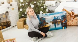 Get ready for the holidays with Kodak canvas and photo paper!