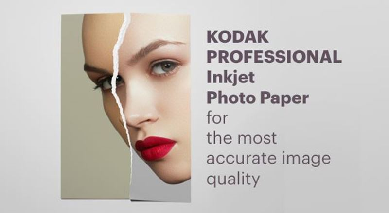 In the Photo Paper Game—Kodak takes the Gold