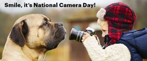 Smile, it's National Camera Day—5 Fun Foto Facts